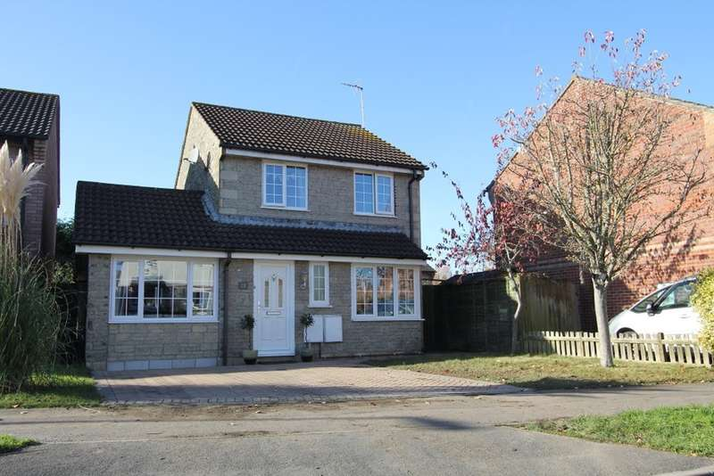 3 Bedrooms Detached House for sale in Musket Road, Heathfield