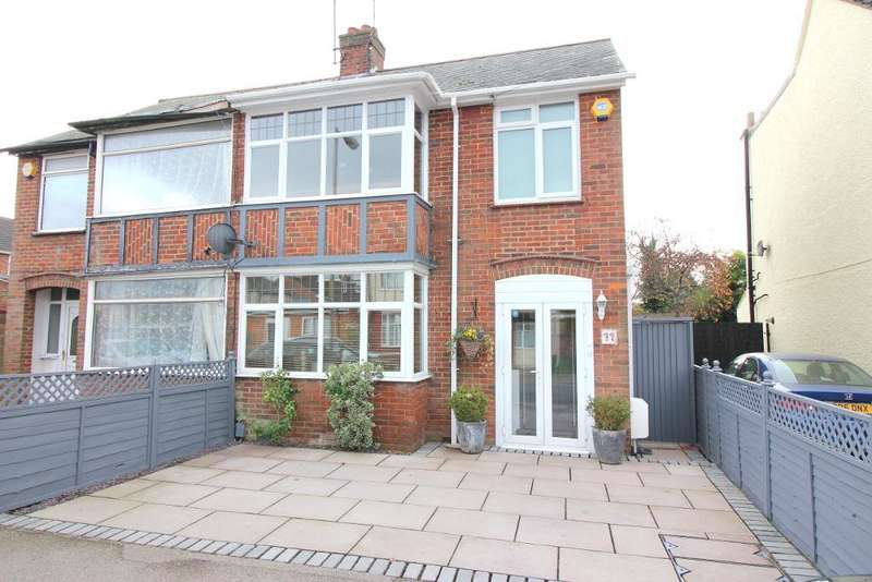 3 Bedrooms Semi Detached House for sale in Letchworth Road, Luton, Bedfordshire, LU3 2NU