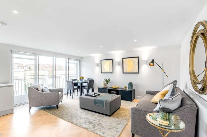 2 Bedrooms Flat for sale in Royal Avenue, Chelsea, SW3