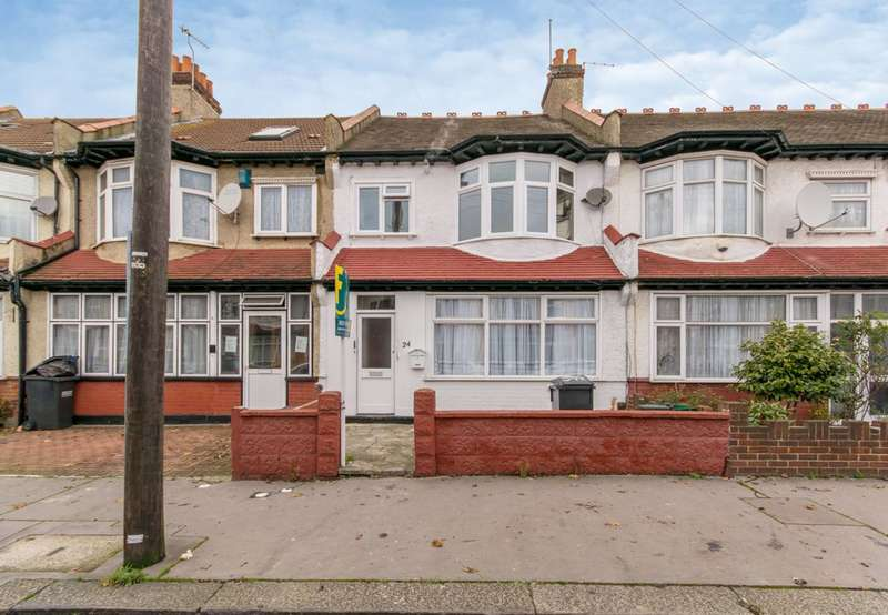 2 Bedrooms Flat for sale in Kingswood Avenue, Croydon, CR7