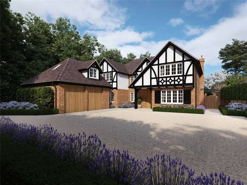 6 Bedrooms Land Commercial for sale in Nightingales Lane, Chalfont St. Giles, Buckinghamshire, HP8