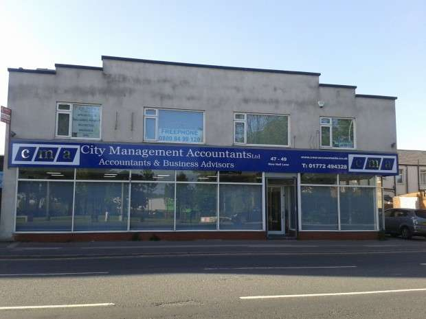 Office Commercial for sale in New Hall Lane, Preston, PR1