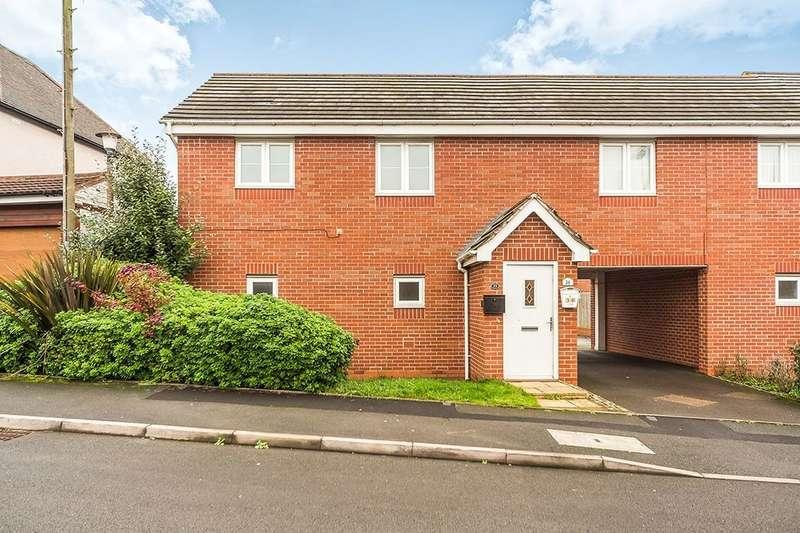 1 Bedroom Flat for sale in Cross Street, Wednesbury, WS10