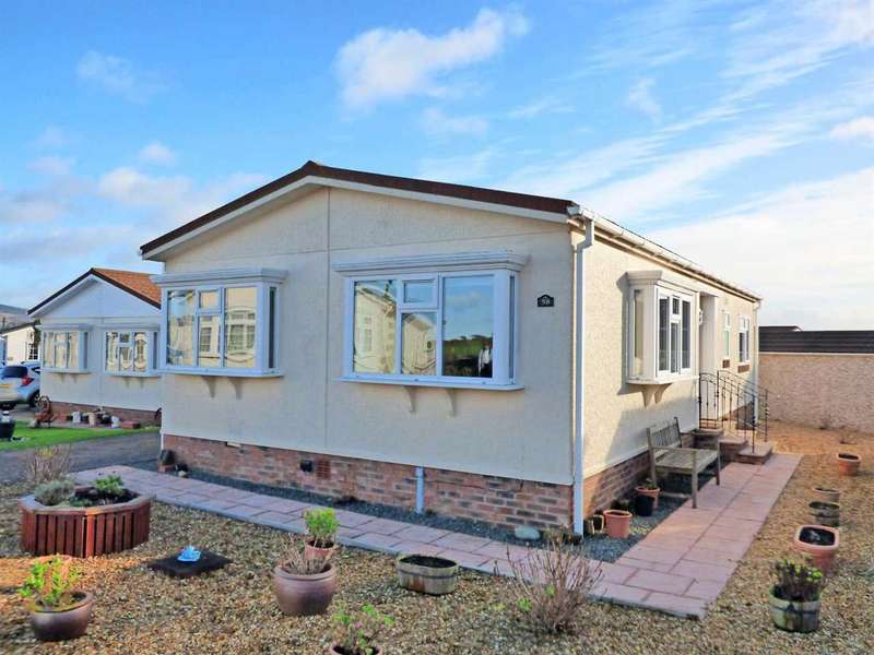 2 Bedrooms Park Home Mobile Home for sale in Lakeland View, Nethertown, Egremont