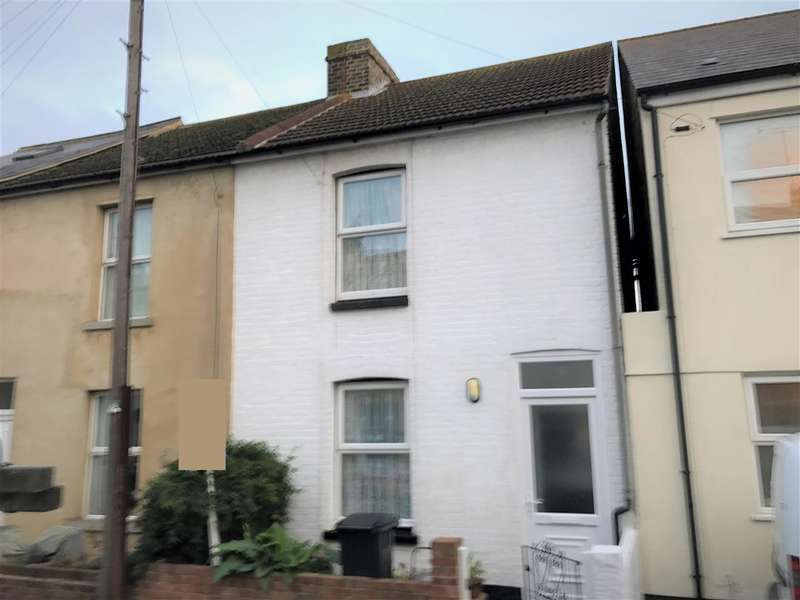 2 Bedrooms End Of Terrace House for sale in Alma Road, Ramsgate