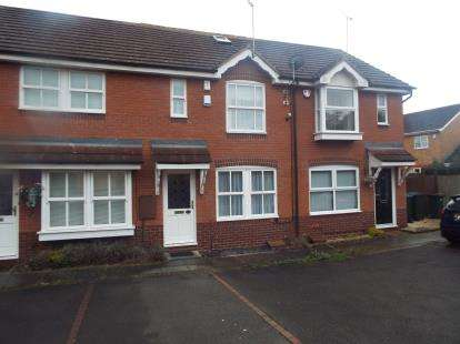 3 Bedrooms Terraced House for sale in Tideswell Close, Coventry, West Midlands