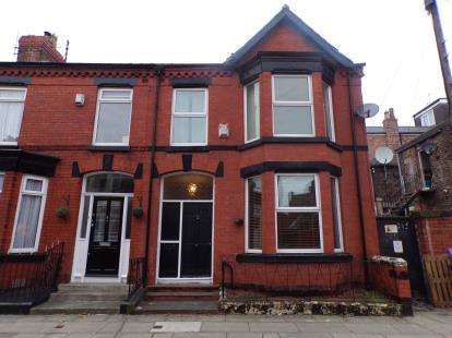 4 Bedrooms House for sale in Ancaster Road, Liverpool, Merseyside, L17