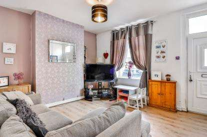 2 Bedrooms Terraced House for sale in Rutland Street, Nelson, Lancashire, Nelson, BB9