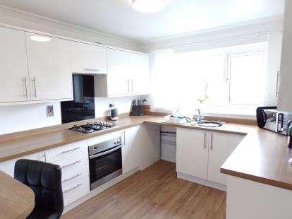 2 Bedrooms Flat for sale in Ddol Ddu, Old Colwyn, Colwyn Bay, Conwy, LL29