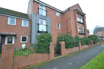 2 Bedrooms Flat for sale in Paling Close, Wellingborough