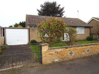 2 Bedrooms Bungalow for sale in Southery, Downham Market, Norfolk