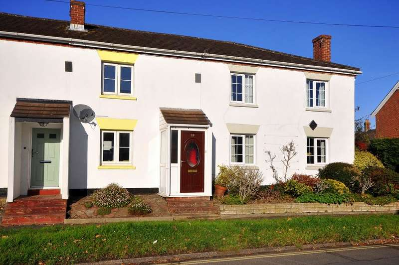 2 Bedrooms Terraced House for sale in Southampton Road, Ringwood, BH24 1HR