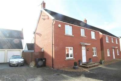 4 Bedrooms House for rent in Kingfisher Road, Portishead