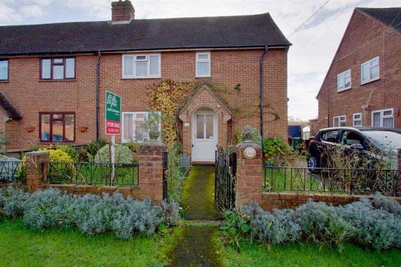 4 Bedrooms Semi Detached House for sale in Poultons Road, Overton