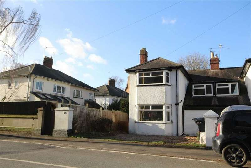 4 Bedrooms Semi Detached House for rent in St Marys Road, Leamington Spa, Warwickshire, CV31
