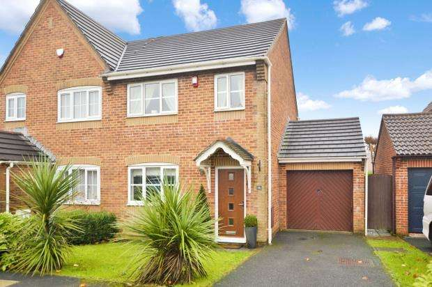 3 Bedrooms Semi Detached House for sale in Ashwood Park Road, Plymouth, Devon