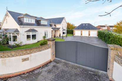 6 Bedrooms Detached House for sale in Ingleby Close Farm, Crosswell Park, Ingleby Barwick, Stockton On Tees