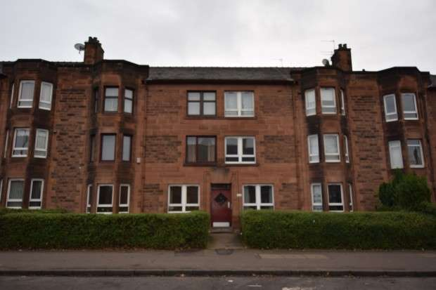2 Bedrooms Flat for sale in 1425 Paisley Road West, Flat 1/2, Bellahouston, G52