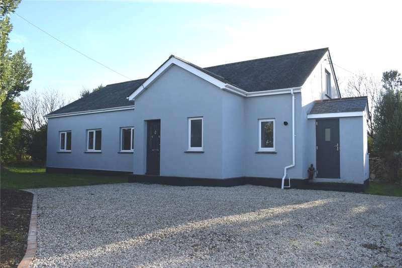 Detached Bungalow for sale in Ruan Minor, Near Helston