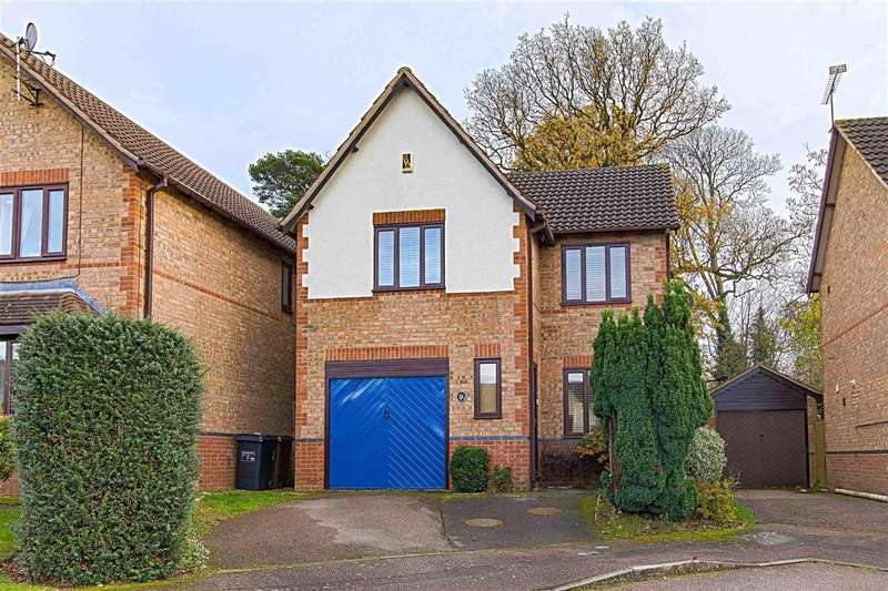 3 Bedrooms Detached House for sale in Stanford Way, East Hunsbury