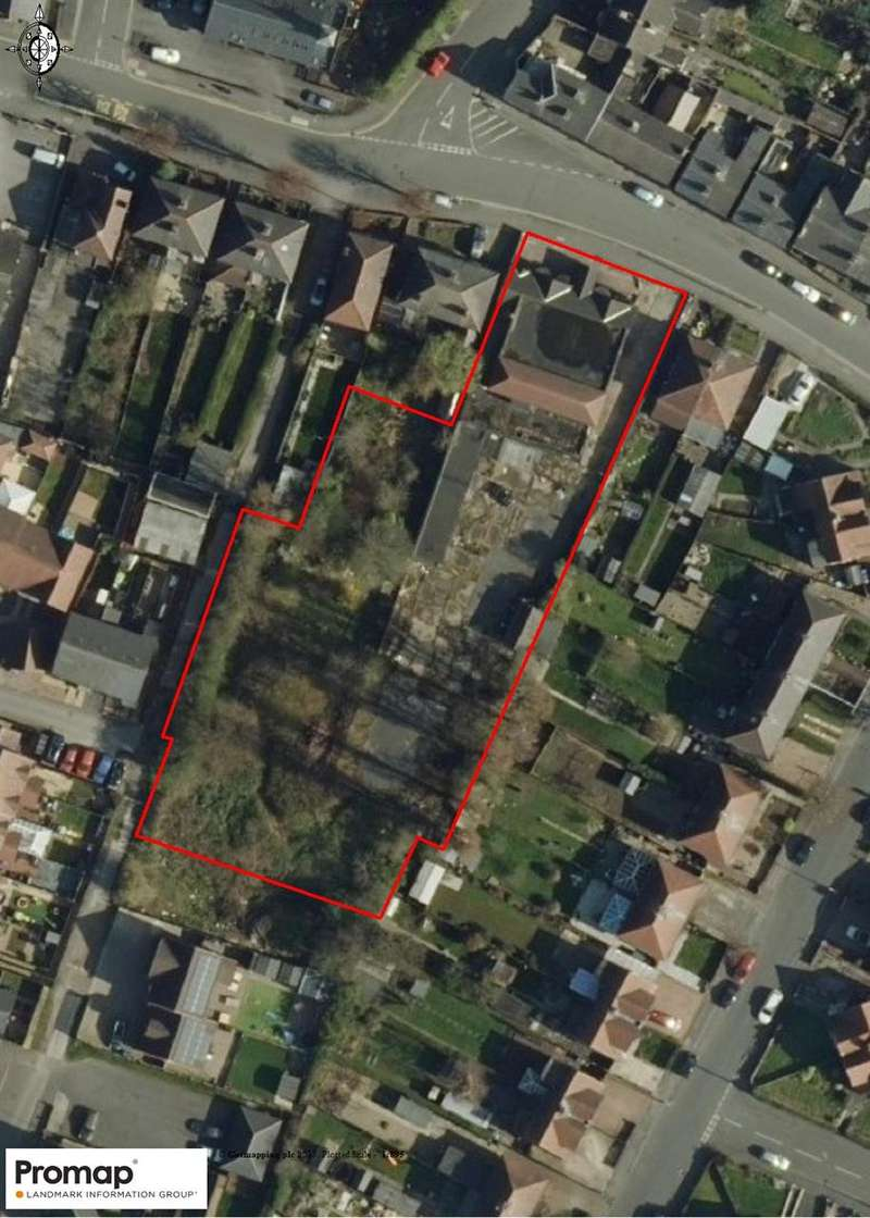 Land Commercial for sale in Development On Former 'Concorde' Public House, Ilkeston