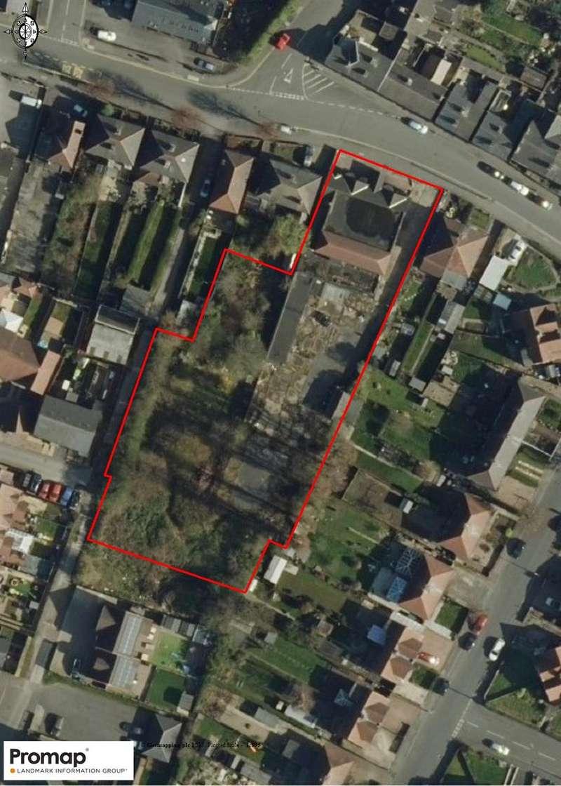 Plot Commercial for sale in Development On Former 'Concorde' Public House, Ilkeston