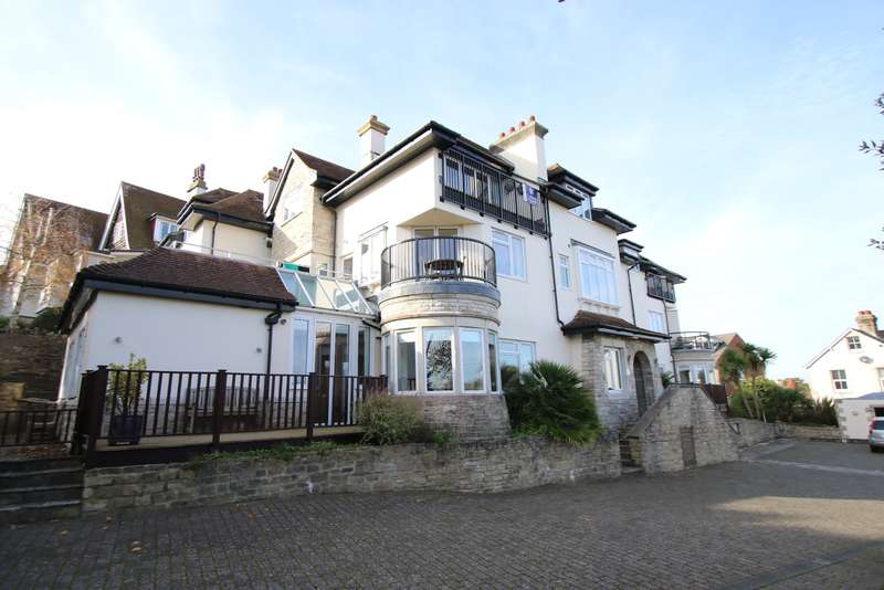 3 Bedrooms Penthouse Flat for rent in GROSVENOR ROAD, SWANAGE