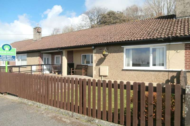 2 Bedrooms Bungalow for sale in Yewbarrow Close, Whitehaven, CA28