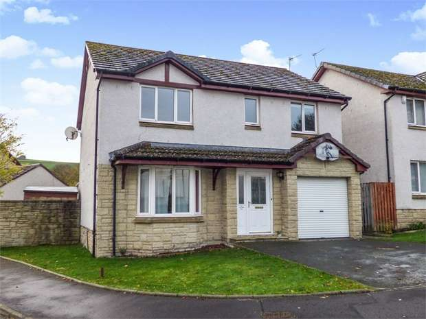 4 Bedrooms Detached House for sale in Lumsden Park, Cupar, Fife