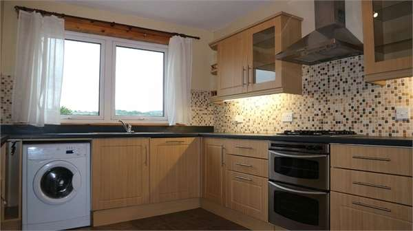 3 Bedrooms Maisonette Flat for sale in Grieve Avenue, Jedburgh, Scottish Borders