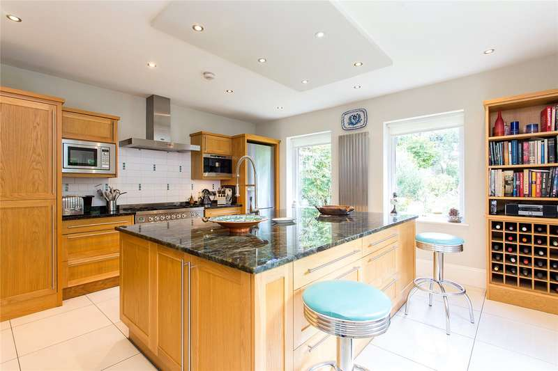 7 Bedrooms Detached House for sale in Grange Road, Bushey, Hertfordshire, WD23