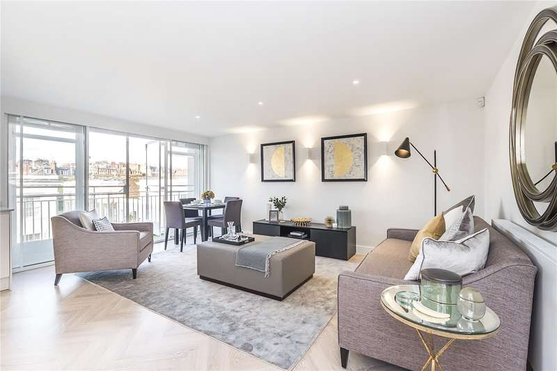 2 Bedrooms Flat for sale in Royal Avenue House, 1 Royal Avenue, London, SW3