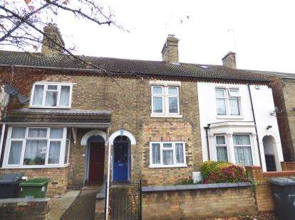 3 Bedrooms Terraced House for sale in Manor House Street, Peterborough, Cambridgeshire