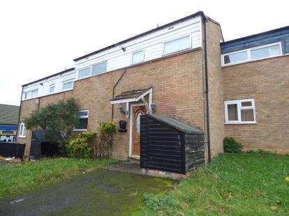 3 Bedrooms Terraced House for sale in High Trees, Eaglestone, Milton Keynes, Buckinghamshire