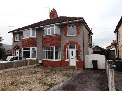 3 Bedrooms Semi Detached House for sale in Lancaster Road, Morecambe, LA4