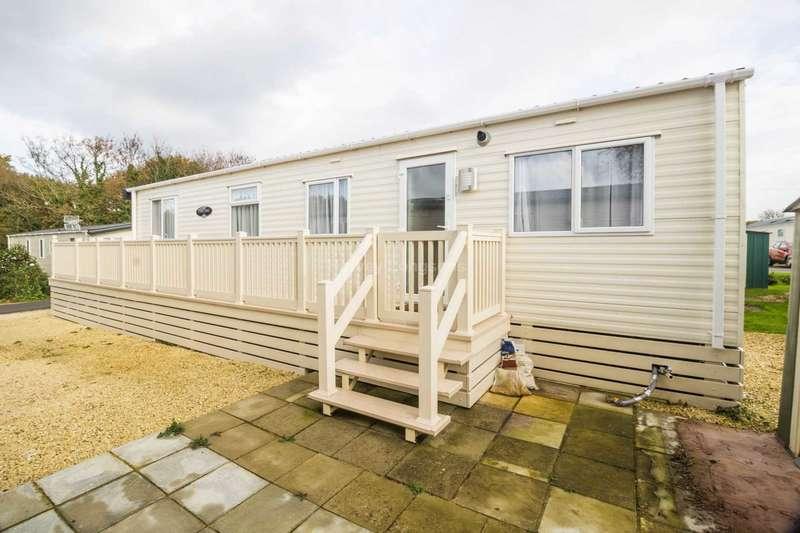 2 Bedrooms Caravan Mobile Home for sale in Warsash, Hampshire