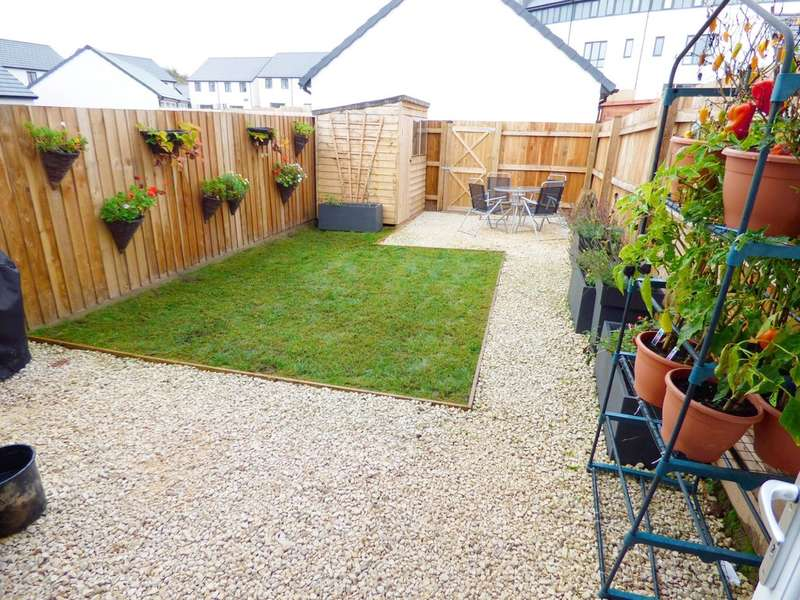 2 Bedrooms Terraced House for sale in Kilmar Street, Plymstock, Plymouth