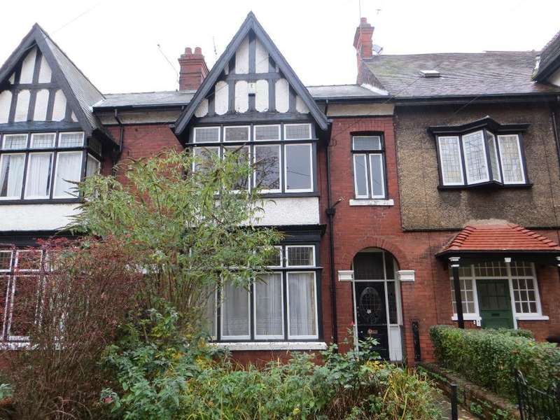 5 Bedrooms Terraced House for sale in Victoria Avenue, Hull, HU5 3DR