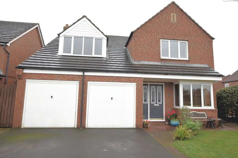4 Bedrooms Detached House for sale in The Pheasantry, Crossgates, Scarborough, North Yorkshire YO12 4UH