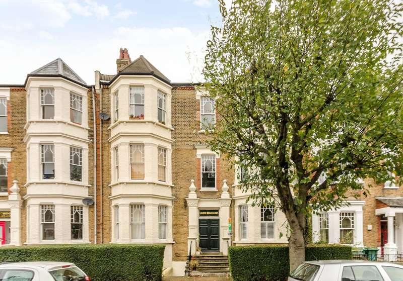 3 Bedrooms Flat for sale in Gondar Gardens, West Hampstead, NW6