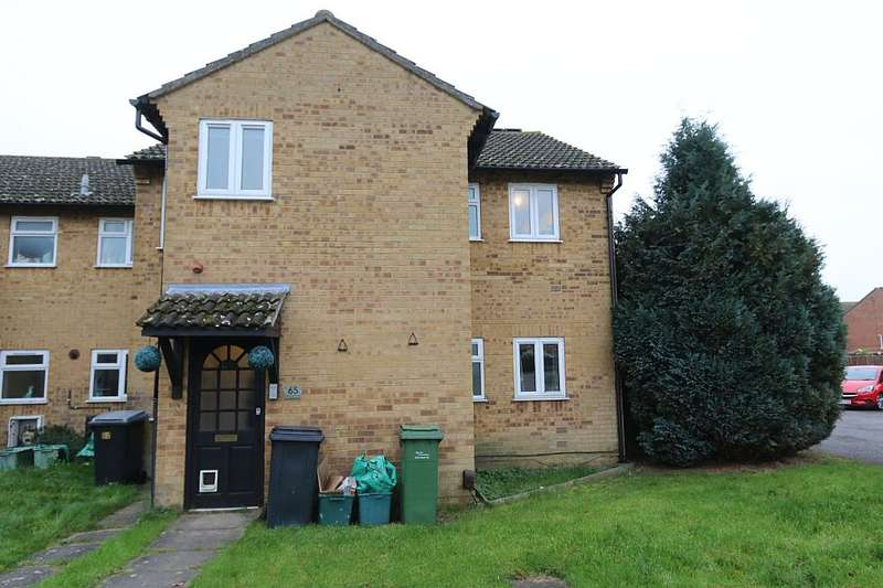 2 Bedrooms Maisonette Flat for sale in Beancroft Road, Thatcham, Berkshire, RG19 3XS