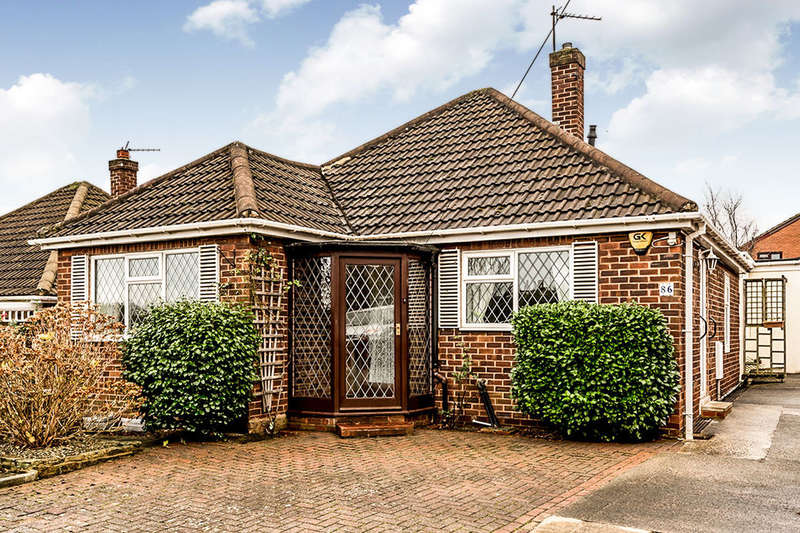 2 Bedrooms Detached Bungalow for rent in Green Lane, Lofthouse, Wakefield, WF3