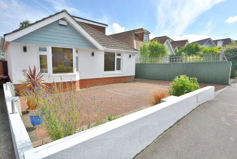 3 Bedrooms Detached Bungalow for sale in Whitecliff, Poole, BH14