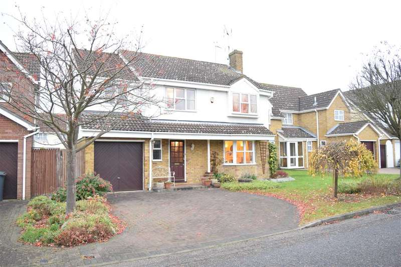 4 Bedrooms Detached House for sale in Little Nell, Newlands Spring, Chelmsford