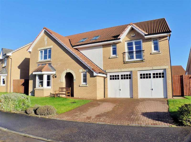 5 Bedrooms Detached House for sale in Fitzroy Grove, Jackton, JACKTON