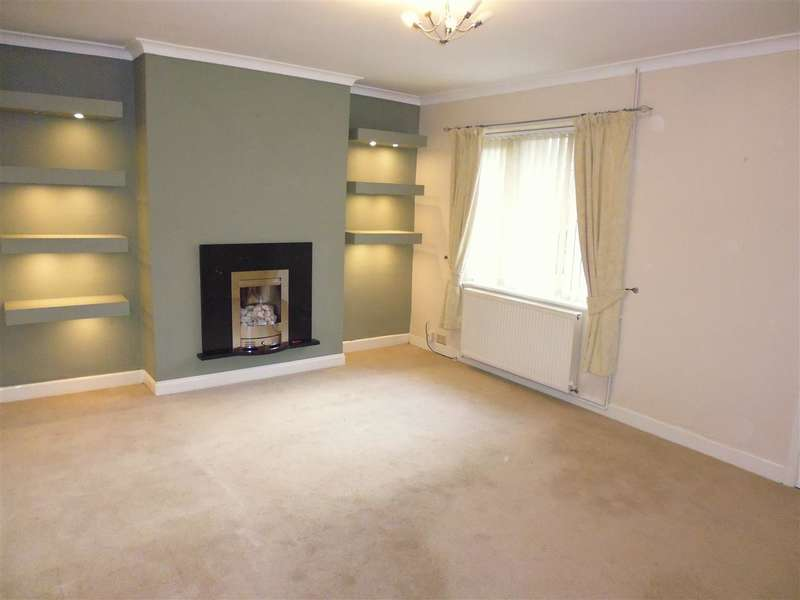 2 Bedrooms Bungalow for sale in Myrtle Grove, Chesterfield