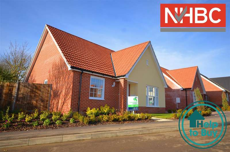2 Bedrooms Bungalow for sale in The Felbrigg, Springfield Grange, Acle, NR13