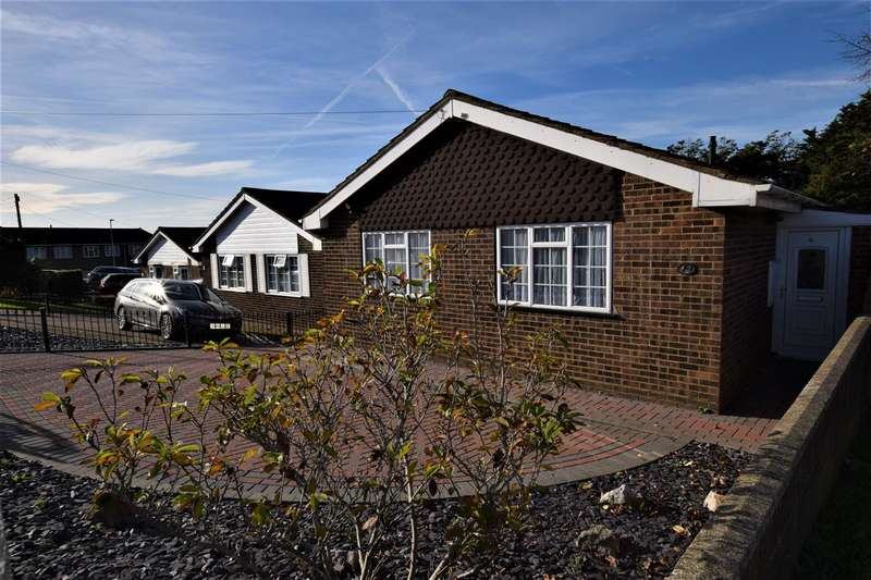 2 Bedrooms Bungalow for sale in St Johns Road, Chadwell St Mary