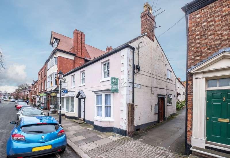 1 Bedroom House for sale in 1 bedroom Apartment Ground Floor in Tarporley