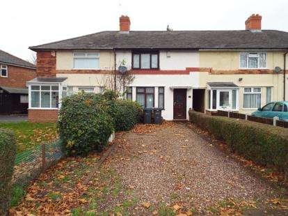 3 Bedrooms Terraced House for sale in Tedbury Crescent, Birmingham, West Midlands